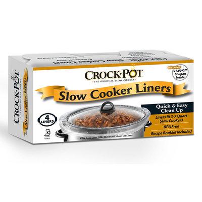 Diamond Crockpot Slow Cooker Liner