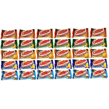 Combos Baked Snacks Pretzel and Cracker Variety Pack 1.7 Ounce Bags