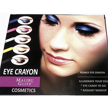 Mallbu Glitz Eye Crayon Set 5 Pc