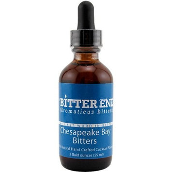 The Bitter End Chesapeake Bay Cocktail Bitters - 2 oz