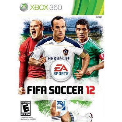 EA FIFA Soccer 12 Xbox 360