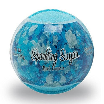 Primal Elements Sparkling Sugar 4.8 oz. Bath Bomb