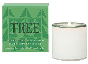LAFCO Holiday Tree Mini Candle