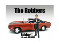 American Diorama 23883 The Robbers Robber I Figure for 1-18 Scale Models
