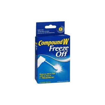 Compound W Freeze Off 8 Each