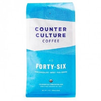 Counter Culture Coffee Forty Six Blend Dark Chocolate, Smoky Whole Bean Coffee