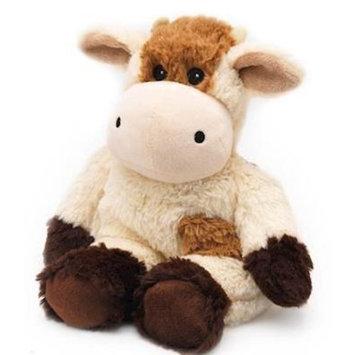 COW - WARMIES Cozy Plush Heatable Lavender Scented Stuffed Animal