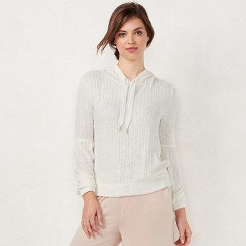 Women's LC Lauren Conrad Hooded Sweater