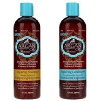 Hask Argan Oil shampoo & conditioner set 12oz SOLD BY Prefectmart THANK YOU