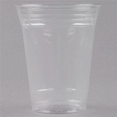 Dart TP16D CPC 16 oz Solo Ultra Squat PET Cup - Clear Case of 1000