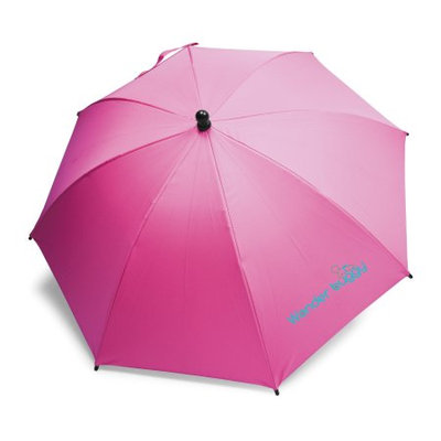 Wonder Buggy Universal Uv Protective Stroller Parasol - Pink