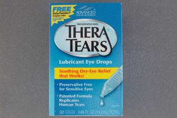 Thera Tears Lubricant Eye Drops, 0.65 oz.