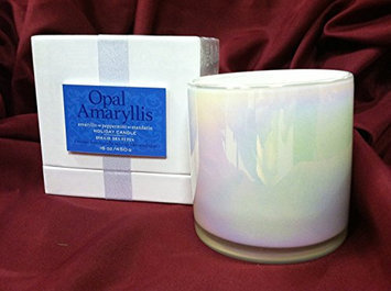 LAFCO Holiday Opal Amaryllis Candle