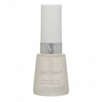 Just Tinted Shiny Top Coat, .5 Fl. Oz, 1 Pack , By Revlon Cosmetics by World Shoppers