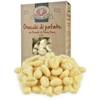 rustichella d'abruzzo Potato Gnocchi, 17.6 Ounce (Pack of 3)