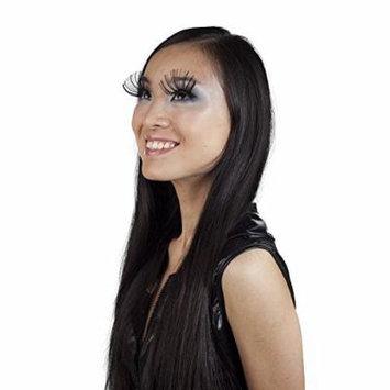 Rubie's Costume Co Jumbo Eyelashes Costume, Black