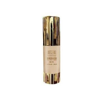 Milani Mousse Foundation Creamy Natural
