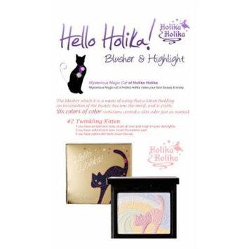 Holika Holika Hello Holika! Chic Blusher Highlighter #2