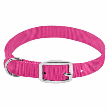 Westminster Pet Products 6 Packs PE 3/4x20RED Dog Collar