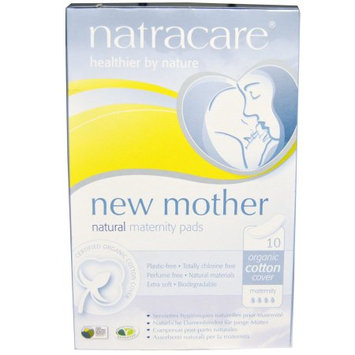 Natracare New Mother Maternity Pads - Box of 10