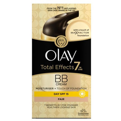 Olay Total Effects Bb Cream Touch of Foundation Fair SPF for Women