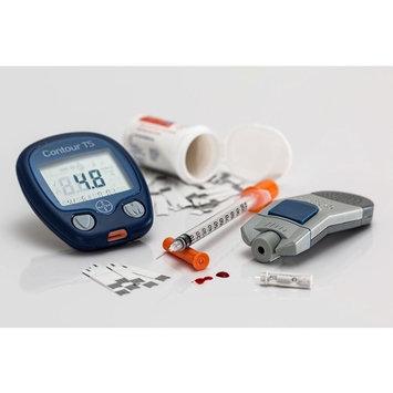 Canvas Print Blood Sugar Diabetic Diabetes Medicine Insulin Stretched Canvas 10 x 14