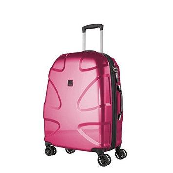 TITAN Valise trolley X2 avec 4 roues rose Suitcase, 55 cm, 38 liters, Pink (Rose)
