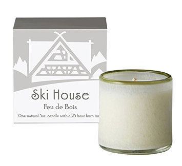 LAFCO Holiday Ski House Mini Candle