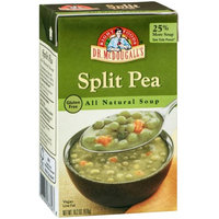Dr. McDougall's Right Foods Split Pea All Natural Soup, 18.2 oz, (Pack of 6)