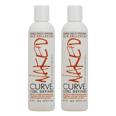 Naked By Essations Curve Curl Definer 8oz 'Pack of 2'