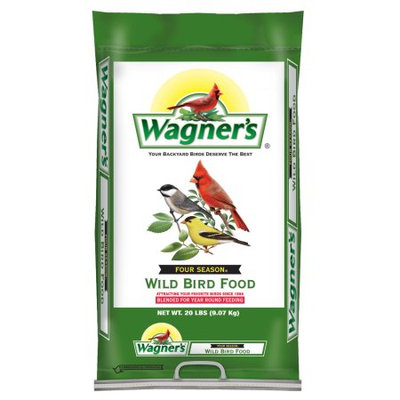 Wagner's Four Season Wild Bird Food - 20 lbs