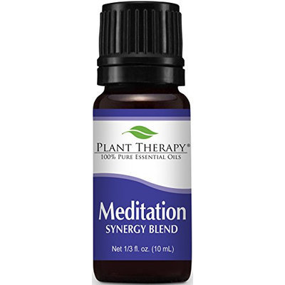 Plant Therapy Essential Oils Meditation Synergy Oil Blend