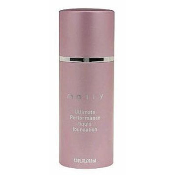 Mally Beauty Ultimate Performance Liquid Foundation in Light 1.0 Fl Oz.