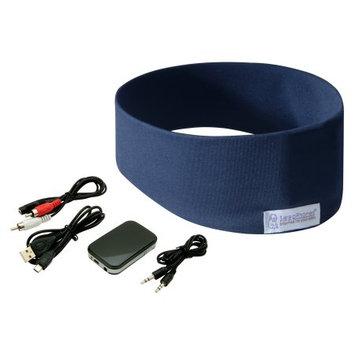 AcousticSheep TellyPhones Wireless Headband TV Headphones - One Size Fits Most (Blue)