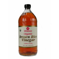 OHSAWA® ORGANIC BROWN RICE VINEGAR 32 OZ