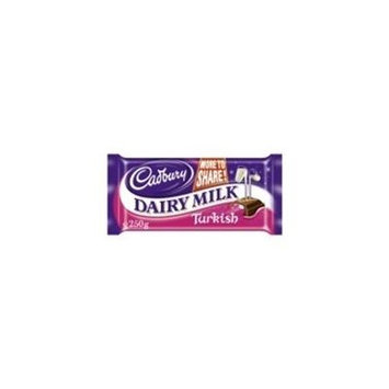 Cadburys Turkish Bar 200g