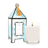 Seda France Sel De Mer Classic Toile 2 oz. Mini Pagoda Candle