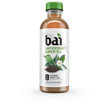 B.a.i. Bai Antioxidant Supertea, Socorro Sweet Tea, 18 Fl Oz (Case of 12)