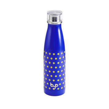 Byo Yellow Dot Perfect Seal™ Vacuum Insulated Bottle