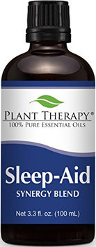 Plant Therapy Sleep Aid Synergy Essential Oil Blend. 100% Pure