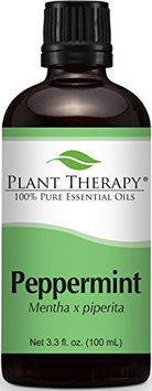 Plant Therapy Peppermint Essential Oil. 100% Pure