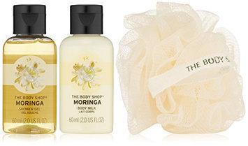 The Body Shop Moringa Treats Cube  Gift Set