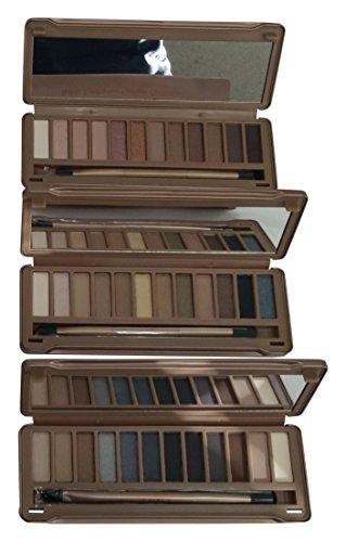 Cameo Naked Fashion Eye shadow Collection