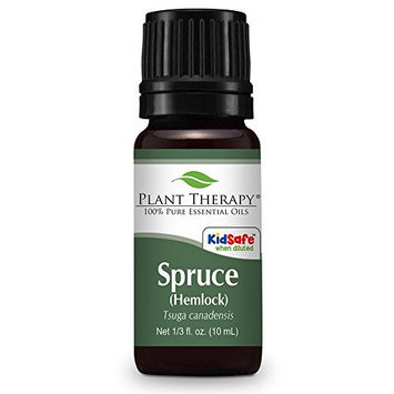 Plant Therapy Spruce 10 ml Essential Oil