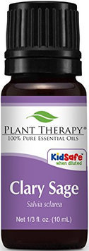 Plant Therapy Clary Sage Essential Oil. 100% Pure