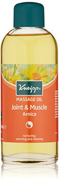 Kneipp Arnica Joint and Muscle Massage Oil
