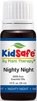 Plant Therapy KidSafe Nighty Night Synergy Essential Oil Blend. Blend of: Lavender