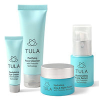 TULA Starter Kit with Probiotic Technology