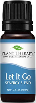 Plant Therapy Let It Go Synergy 10 ml Essential Oil Blend