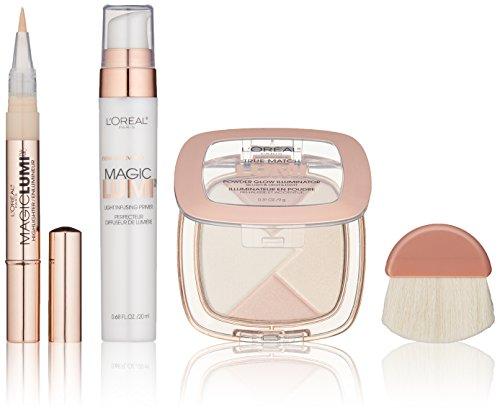 L'Oréal Paris Cosmetics Lumi Glow Face Kit